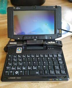 Fujitsu LifeBook U Series U810 UMPC Netbook 1GB RAM 80GB HD with Windows 7