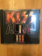 KISS Alive III US CD BMG Music Club Issue With Corrected Album Listing