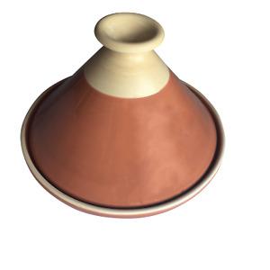 Tajine Marokkanische Keramik Glasiert Kochen Tontopf Tagine 27 cm Schmortopf
