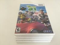 Planet 51: The Game (Nintendo Wii, 2009) WII NEW