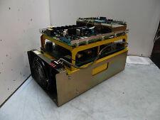 Fanuc AC Spindle Servo Unit, A06B-6059-H206 #H511, W/ A06B-6059-K031 Fan Unit