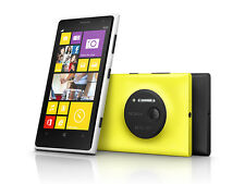 "Unlocked Nokia Lumia 1020 4G LTE Wifi NFC 32GB 41MP Windows Original Phone 4.5"""