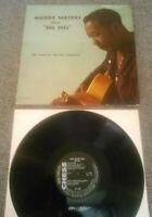 MUDDY WATERS - SINGS BIG BILL LP / RARE ORIGINAL U.S CHESS DG DEEP GROOVE 1444