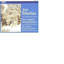 Sibelius: Complete String Quartets (Box Set) The Sibelius Academy Quartet Neu