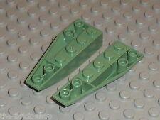 LEGO SandGreen wedge ref 41764 & 41765 / sets 7018 & 7674 V-19 Torrent STAR WARS