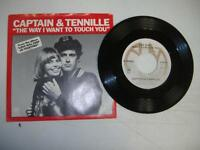Rock Unplayed NM! 45 CAPTAIN & TENNILLE The Way I Want To Touch You on A&M