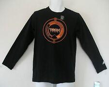 RARE~Adidas TRON LEGACY GID GLOW IN THE DARK wars Tee star T-Shirt~YOUTHS sz Lrg