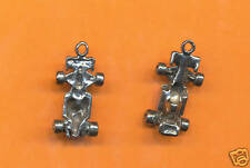 20 wholesale lead free pewter indy car charms 1099