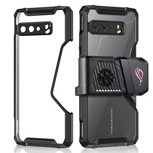 ASUS ROG Phone 3 Armor Cooler Air Trigger Compatible Cover Screen Protector Case