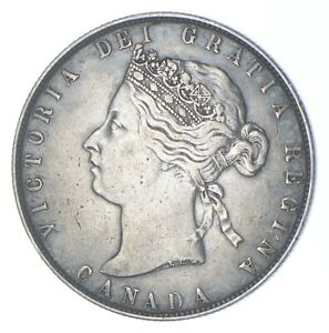 1870 Canada 50 Cents *2414