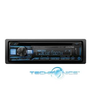 ALPINE CDE-172BT AM/FM CD RECEIVER WITH BLUETOOTH AND SERIUSXM READY