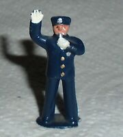 """VINTAGE Lead  Barclay Little People """"Policeman"""" B275 Near Mint Cond. Free Ship."""