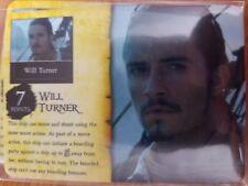 Wizkids Pirates of the Caribbean #020 Will Turner CSG Pocketmodel