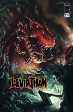 LEVIATHAN #1 ACUFF VARIANT IMAGE COMICS MONSTERS LIMITED 500 PRINT RUN