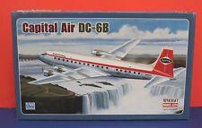 Minicraft 14557 Capital Air DC-6B Kit 1:144 Sealed Inside 2006