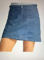 Fresh Produce  Deep Dive BLUE Stretch Cruiser Skort  Skirt NWT New XL