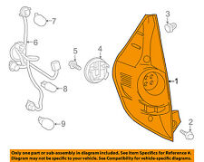 Tail Lights for Toyota Prius C for sale | eBay on 2005 jeep liberty pcm diagram, basic turn signal diagram, auto starter diagram, ford brake switch diagram, trailer pigtail diagram, chevy truck dimensions diagram, system diagram, 2003 chevy silverado electrical diagram, circuit diagram, toyota tacoma tail light diagram, basic car diagram, 2012 tacoma dome light diagram, 1996 maxima power supply diagram, basic trailer light wiring, truck pigtail electrical connection diagram, 18 wheel truck trailer diagram, pigtail outlet diagram, ford escape electrical diagram, auto parts diagram, 2001 tacoma tail lights diagram,