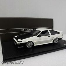 Toyota Sprinter Trueno (AE86) 3Door TK-Street Early IGNITION MODEL 1/18 #IG1772
