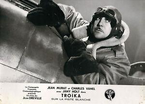 TROÎKA  -1937- J.Dréville  - J.Murat - cartoline 23,5 x 30 cm -N & B