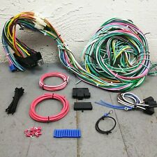 1979 - 1993 Ford Mustang Wire Harness Upgrade Kit fits painless fuse complete