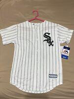 Majestic Cool Base Eloy Jimenez Youth Jersey size Medium 10/12 Chicago White Sox