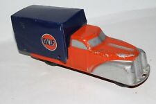 1940's Jane Francis Gulf Oil Delivery Truck, Original #2