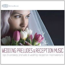 WEDDING MUSIC: CD Canon In D, Wedding Song, Air On G String, Largo, Minuet In G