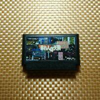 Abarenboh Tengu Nintendo Famicom NES Complete Video Game