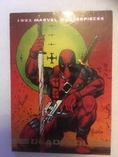 Deadpool Marvel 55 1993 Card Skybox