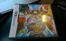 Rockman exe 5 nintendo ds NTSC-J Japan new sealed mega man