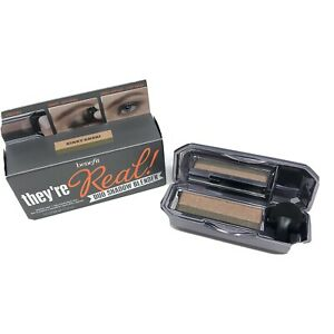 Benefit They're Real Duo Shadow Blender Kinki Khaki Two Step Eye Shadow New