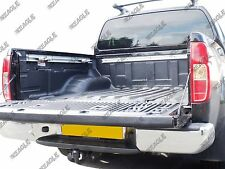 Nissan Navara D40 Load Bed Liner Under Rail Plastic - Life Time Guarantee