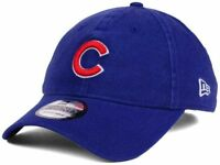Chicago Cubs New Era 9Twenty MLB World Series Baseball Cap Dad Hat