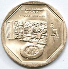 Peru 1 salt 2014 Karol UNC (#1514)