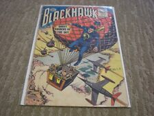 Blackhawk #89 (Jun 1955) Quality Comics VINTAGE WAR COMIC BOOK EXTREMELY RARE!!!