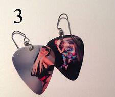 SALE Lady Gaga Rock and Roll Guitar Pick Earrings American Horror Story