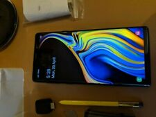 Samsung Galaxy Note9 512GB - Ocean Blue opened never used unwanted gift $280