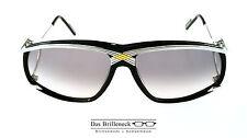 Original Genesis by Alpina Sonnenbrille G771117703  Farbe schwarz silber gold