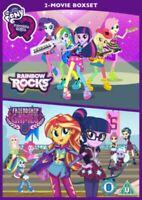Neuf My Little Pony - Equestria Filles Arc-en-Ciel Rocks / Amitié Games DVD