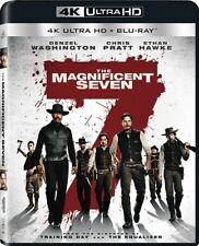 The Magnificent Seven [New 4K UHD Blu-ray] With Blu-Ray, UV/HD Digital Copy, 4
