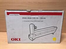 OKI Genuine Original Yellow Image Drum C5100 C5200 C5300 C5400 p/n 42126605 -New