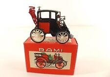 RAMI JMK n° 19 Hautier 1898 voiture électrique neuf en boite 1/43