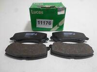 Kit Brake Pads Front Brake Pad Set Front Lucas SUZUKI Swift 2 1.0 1989
