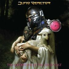 JUNO REACTOR The Golden Sun of the Great East CD 2013