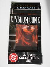Kingdom COME COLLECTOR'S Set - 4 Issue, DC US Comic/ad 1-2