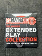 PC GAMER The Amazing EXTENDED PLAY COLLECTION CD Disc, Demos, Mods and Maps