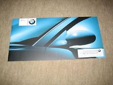 BMW M3 Cabrio E46 Prospekt Brochure von 1/2000, 12 Seiten