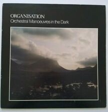 Orchestral Manoeuvres In The Dark Organisation Vinyl LP Record Album OMD 1987 US