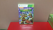 **NEW Teenage Mutant Ninja Turtles Danger of the Ooze (Microsoft Xbox 360, 2014)