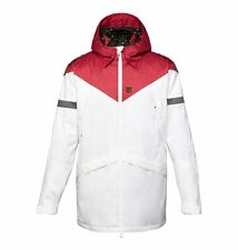 DC Shoes Torstein Snowboard Jacket (S) White